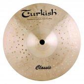 Turkish Cymbals Classic Splash C Sp8 Zil