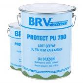 Brv Protect Pu 780 20kg Likit Şeffaf Su Yalıtım Kaplaması