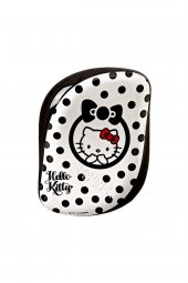 Tangle Teezer Compact Styler Hello Kitty Black White Saç Fırças