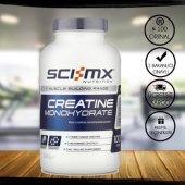 Sci Mx Creatine Monohydrate 250 Gr + 3 Hediye