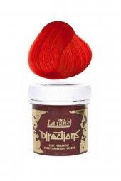 Yarı Kalıcı Saç Boyası Tangerine 89ml La Riche Directions