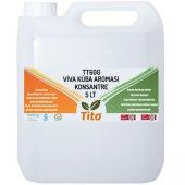 Tito Tt600 Viva Küba Aroması Suda Çözünür 5 Lt