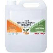 Tito Tt642 Küba Fıstığı Aroması Suda Çözünür 5 Lt