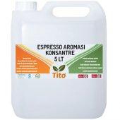 Tito Espresso Aroması Suda Çözünür 5 Lt
