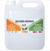 Tito Bacardi Aroması Suda Çözünür 5 Lt
