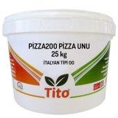 Tito Pizza200 İtalyan Tipi 00 Pizza Unu 25 Kg