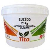 Tito Buz600 Soft Bitkisel Dondurma Stabilizeri 25 Kg
