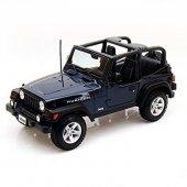 Model Araba 1 18 Ölçek Jeep Wrangler Rubicon