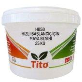 Tito Hb50 Hızlı Başlangıç İçin Maya Besini 25 Kg