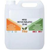 Tito Mp20 Meyve Parlatıcı Kararmayı Önleyici 25 Kg