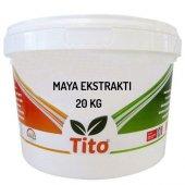 Tito Maya Ekstraktı Gıda Tipi 20 Kg