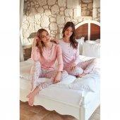 Feyza 3253 Uzun Kol Pijama Takımı
