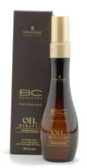 Bonacure Oil Miracle Potion Divine Polish Parlaklık Spreyi 100ml