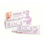 Rocs Baby 0 3 Yaş Diş Macunu Ihlamur Özlü 45g