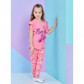 Roly Poly 1257 Kız Çocuk Pijama Takımı