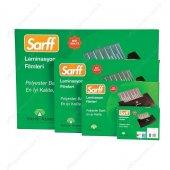 Sarff Laminasyon Filmi 125 Micron 85x115 Mm 100...