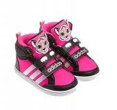 Adidas Neo Aw5163 Hoops Anımal Spor Ayakkabı Black