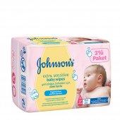Johns Baby 7690626 Yenidoğan Islak Mendil 3 Lü