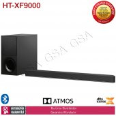 Sony Ht Xf9000 Bluetooth Teknolojili 2.1 Kanal Dolby Atmos Dts X