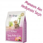 Profine Süper Premium Kitten Yavru Kedi Maması 2 Kg