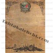Kaligrafi Kağıdı 10 Lu Paket İstanbul Osmanlı