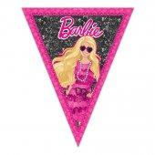 Barbie Klasik Temalı Flama Bayrak
