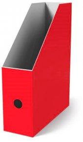 Mas Rainbow Karton Magazinlik 4 Lü Paket Kırmızı