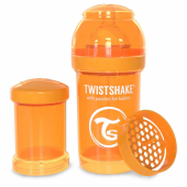 Twistshake Twistshake Anti Colic 180ml Biberon Turuncu Tu180b