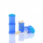 Twistshake Twistshake İkili Saklama Kabı Mavi Mamsk