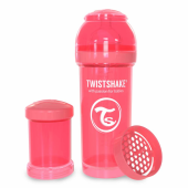 Twistshake Twistshake Anti Colic 260ml Biberon Şeftali Se260b
