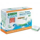 U Green Clean Bitkisel Bulaşık Makinesi Tableti 30 Adet.