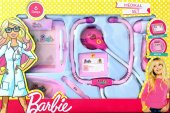 Barbie Doktor Seti 6 Parça