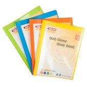 Bigpoint Soft Cover Sunum Dosyası A4 30 Lu Mavi