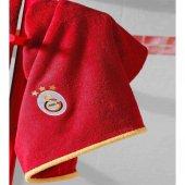 Taç Galatasaray Gs Kırmızı 50x100 Yüz Havlusu Kırmızı