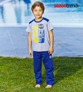 Rolypoly Fenerbahçe 9107 Pamuklu 2 8 Yaş Pijama Takımı