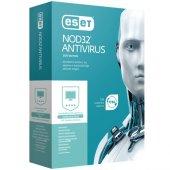 Nod32 Eset Antivirus V10 Kutu 1 Kullanıcı