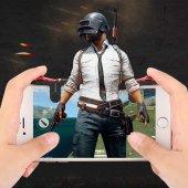 Tüm Telefonlar İçin Oyun Adaptörü Pubg Ateş Tetik Düğmesi Md5