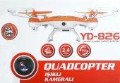U K Cyclone Kameralı Quadcopter
