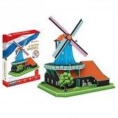 Dutch Windmill 3d Puzzle