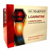 Marnys L Carnitine 20x11ml Takviye Edici Gıda Portakal Aromalı 1