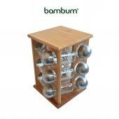 Bambum Fontina 360 Dönebilen Baharatlık (12li)