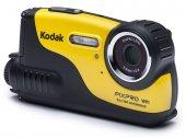 Kodak 16mp 2x Dijital Zoom Su Altı Sarı Fotoğraf Makinesi Wp1 Yl