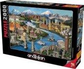 Anatolian 2000 Parca Simge Yerler