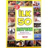 Ilk 50 Hayvan Kartları