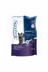 Sanabelle Ostrich Kanatlı Hayvanlı Yetişkin Kedi Maması 2 Kg