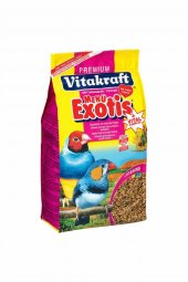 Vitakraft Menü Exotis Premium Egzotik Kuş Yemi 500 Gr
