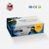 Hp 650a Ce272a Hp Color Laserjet Ent. D3l08a Sarı Muadil Toner
