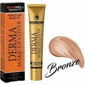 New Well Derma Make Up Cover Fondöten 02