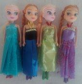 Elsa Ve Anna Bebekleri 4 Farklı Kıyafetli Bebek Birlikte Mini Boy Elsa Ve Anna
