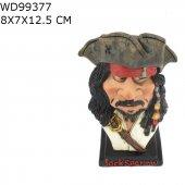 Jack Sparrow Karayip Korsanı Biblo